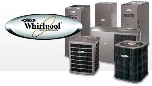 Whirlpool A/C, Furnaces & Heat Pumps